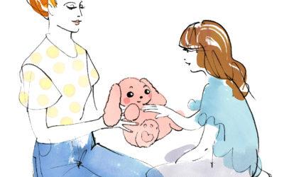 ATELIER: Aider votre enfant à mieux vivre ses émotions avec l'EFT